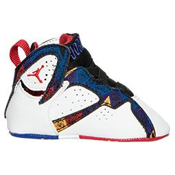 ba4f0a5f0bb6d1 Infant Air Jordan Retro 7 Crib Shoes