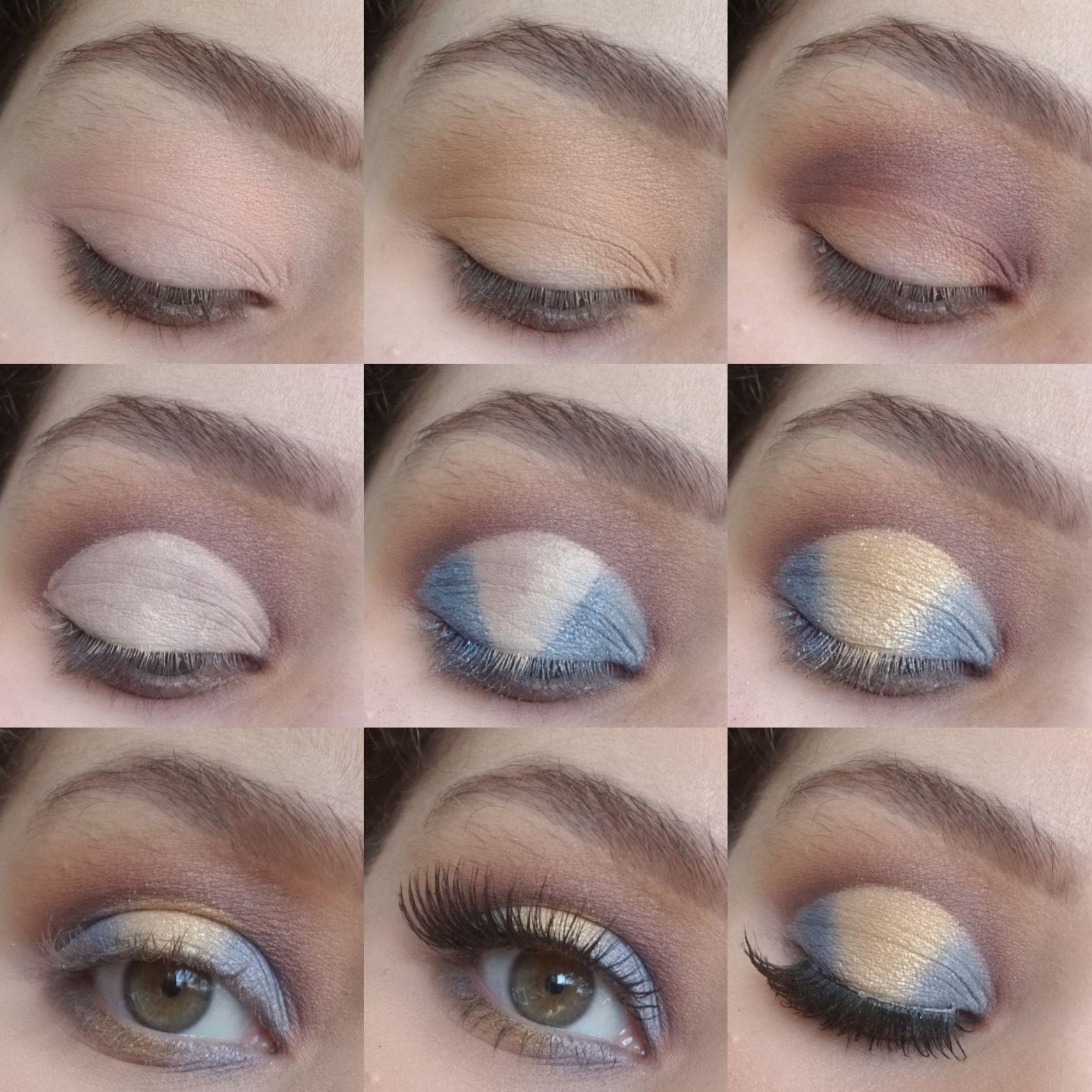 Set Sail Halo Makeup Picture Tutorial Halo eye makeup