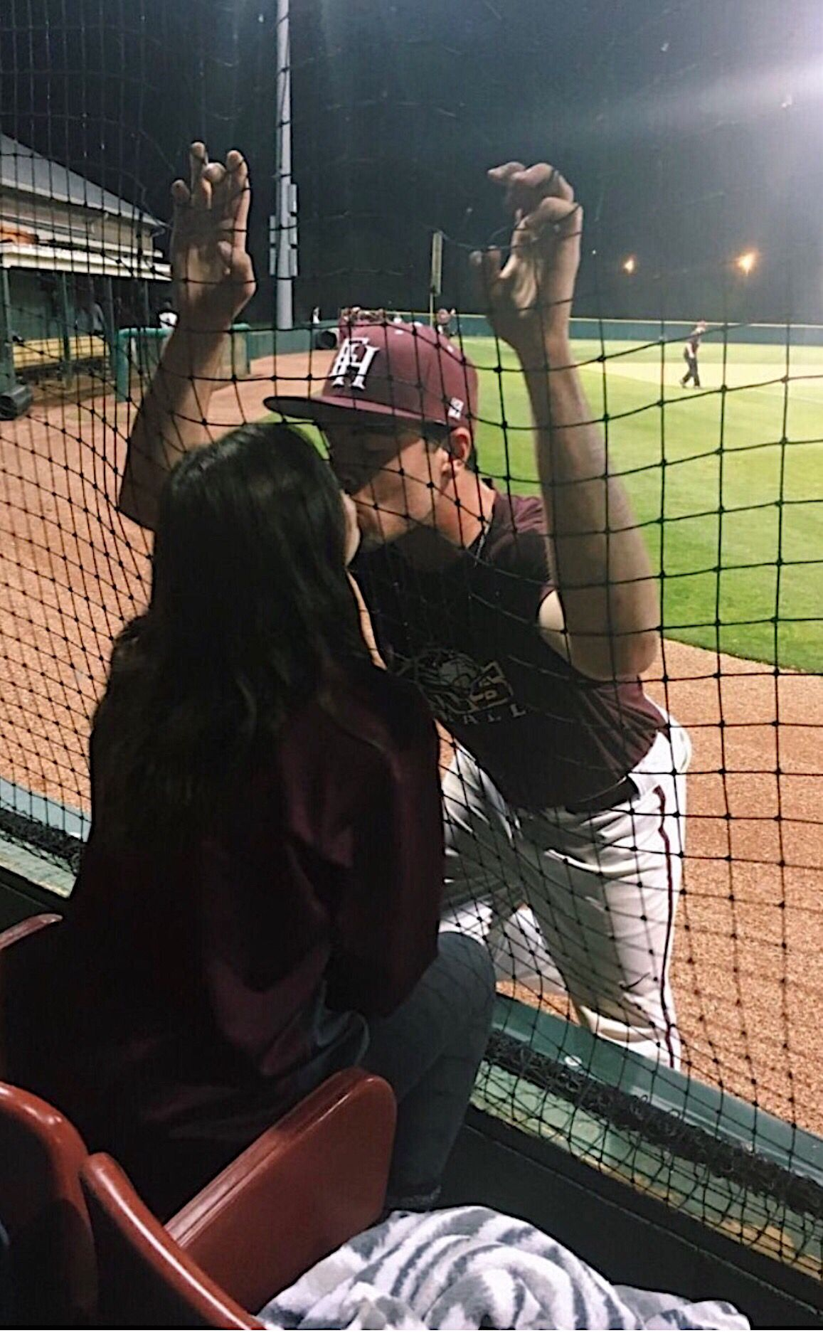 Baseball dating