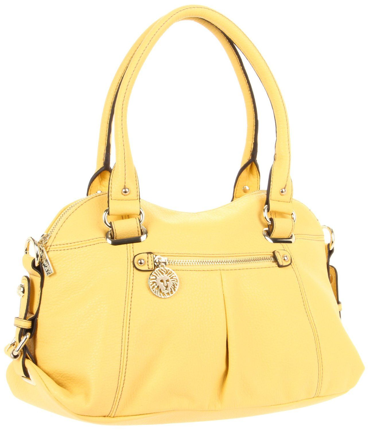 Oh Yes Another Anne Klein Yellow Purse