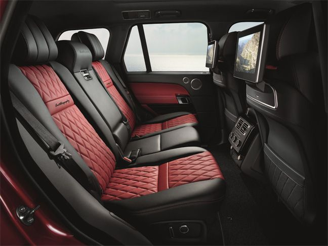 nouveau range rover svautobiography dynamic automobile pinterest voitures. Black Bedroom Furniture Sets. Home Design Ideas