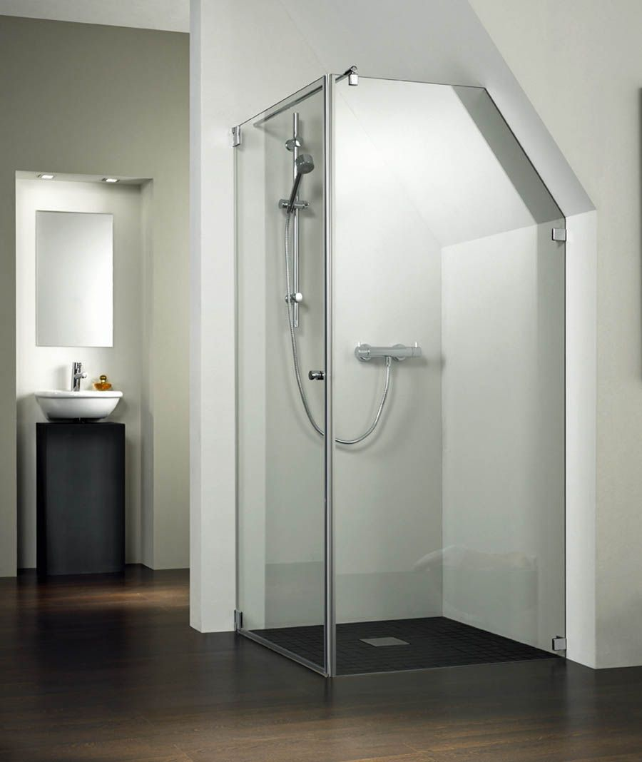 bathroom ideas for slanted roof bathrooms - Google Search ...