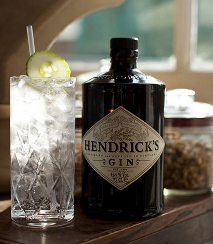 Hendricks Gin & Tonic - Humphrey Munson Blog - perfect G&T ...