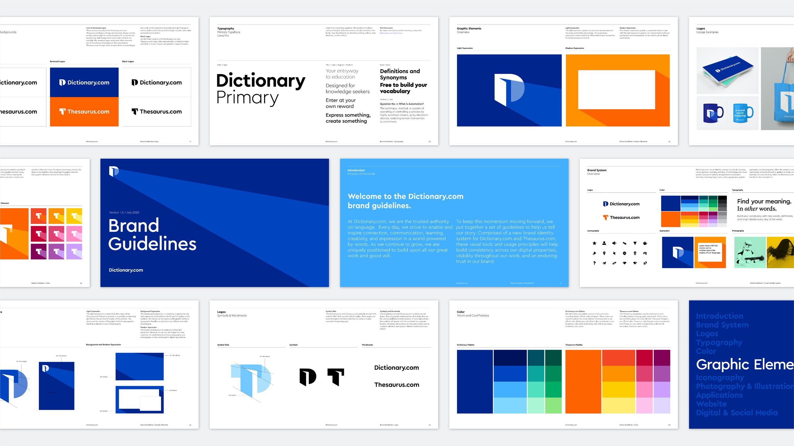A World Beyond Words Tolleson Brand Guidelines Beyond Words Words