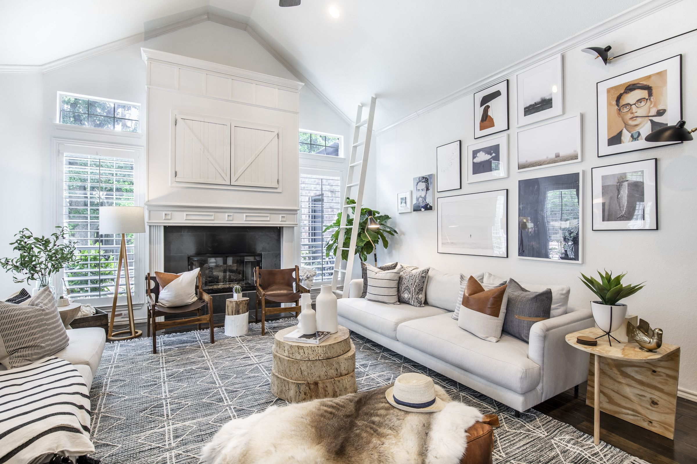 California Casual Living Room / Urbanology Designs Sofa ...