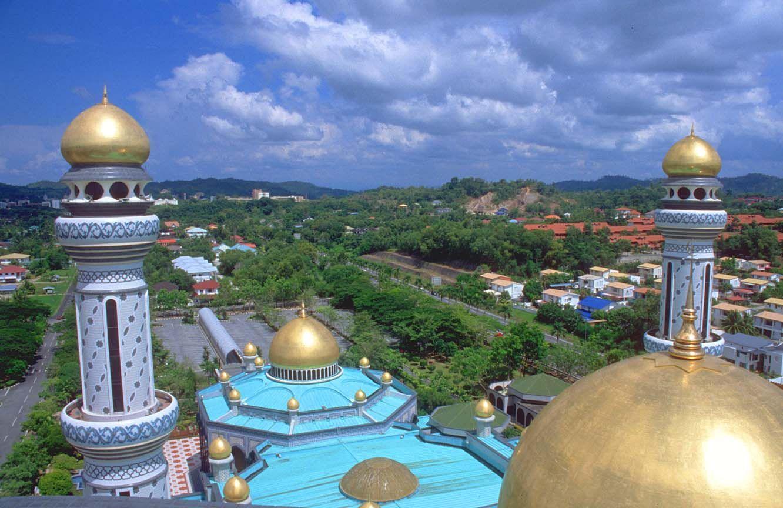 Brunei Bandar Seri Begawan Brunei Around The World In 80 Days