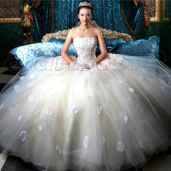 Princess Style Wedding Dresses, princess wedding dress the wedding ...