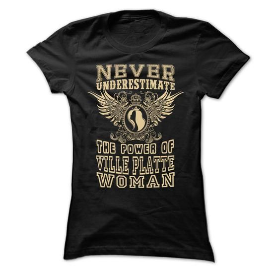 Never Underestimate... Ville Platte Women - 99 Cool Cit - #birthday gift #personalized gift. CLICK HERE => https://www.sunfrog.com/LifeStyle/Never-Underestimate-Ville-Platte-Women--99-Cool-City-Shirt-.html?68278