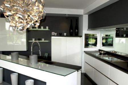Une cuisine de rêve, c'est chez Grando | Endroits à visiter ... on