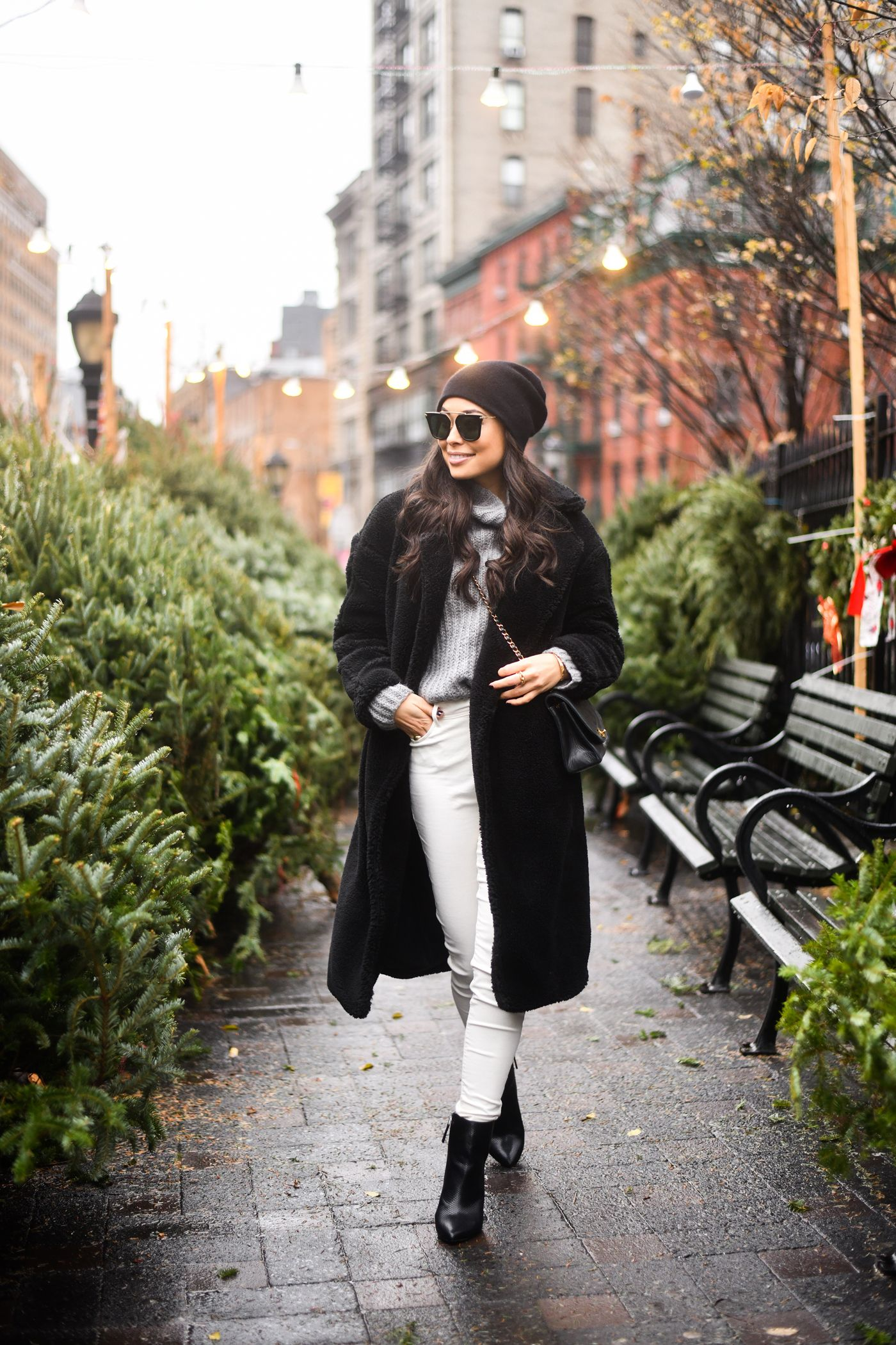 Christmas Tree Shopping - With Love From Kat Blog