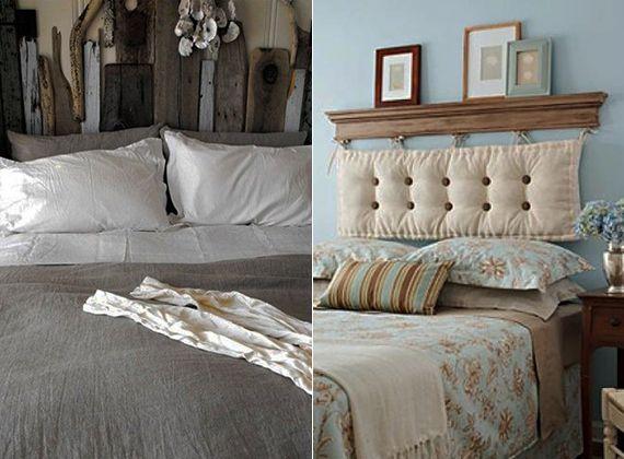 50 schlafzimmer ideen f r bett kopfteil selber machen. Black Bedroom Furniture Sets. Home Design Ideas