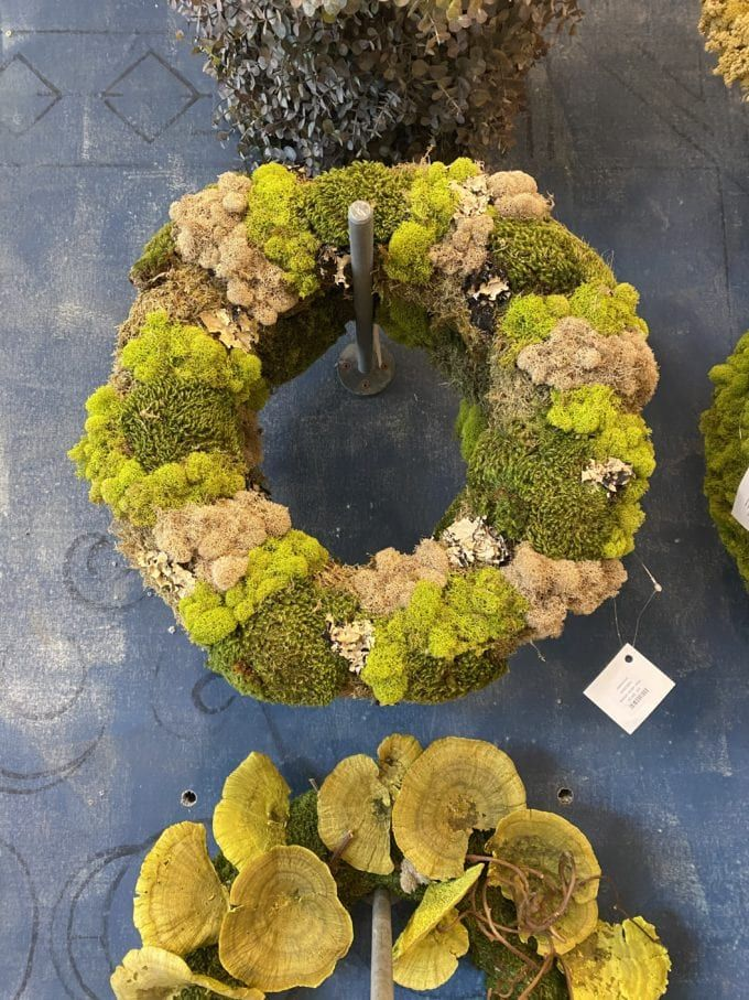 Photo of DIY Moss Wreath for Spring – Modern Glam – DIY Interiors