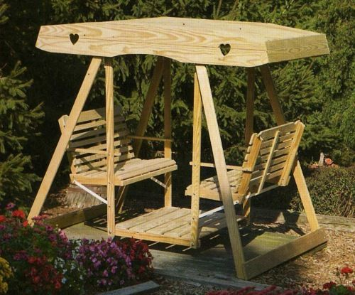 Swings Gliders And Arbors By Lawn, Swings And Gliders Patio Furniture