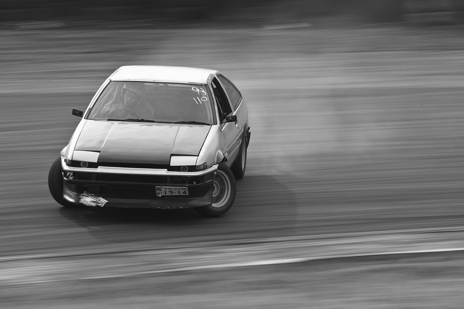 AE86, what's not to love. Back when Toyota actually cared about cars and not owning the world.