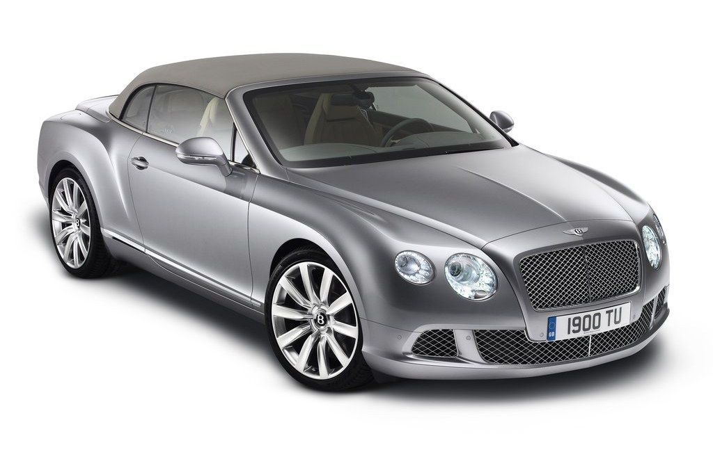 Nice 2012 Bentley Continental GTC: 0 To 60 Mph In 4.5 Seconds. Top Speed Of