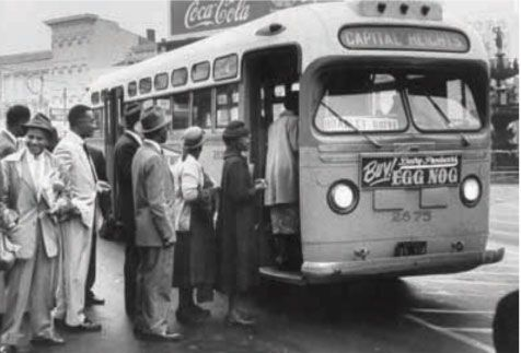 The Montgomery Bus Boycott Click The Image To Read My Post And