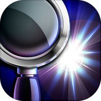 Scaleitapp Ltd: iMagnifier+ - Magnifying Glass Flashlight For iPhone