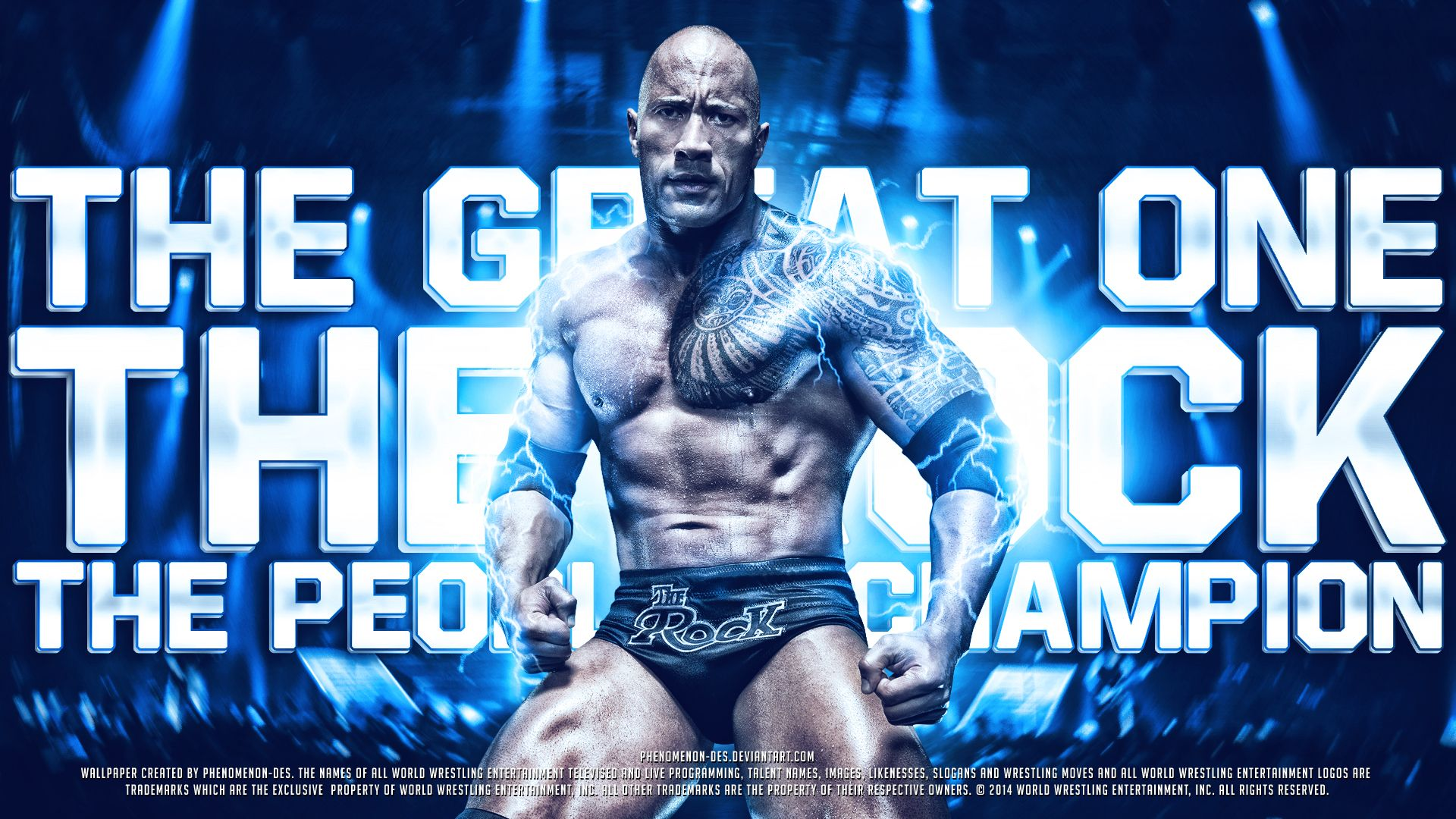 wwe the rock wallpaper - the best hd wallpaper source | wwe | pinterest