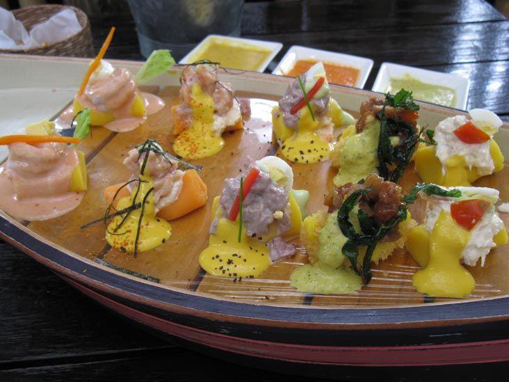 La Mar Cebicheria, Miraflores, Lima, Peru   Peruvian recipes, Food,  Gastronomy