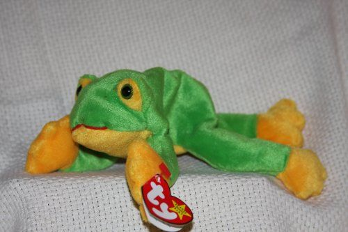 Can You Wash Stuffed Animals That Say Surface Wash Only Ty Beanie Baby Smoochy The Frog Soft Plush Toy Great For The Collector Surface Wash Only Con Imagenes