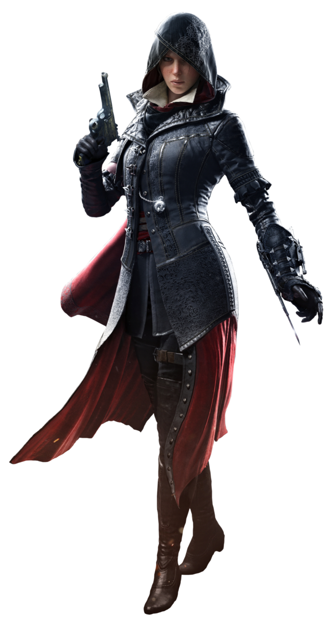 Assassins Creed Syndicate Render By Amia2172 Steam Punk