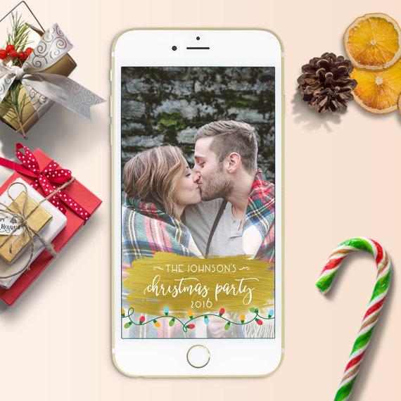 christmas snapchat filter holiday snapchat filter snapchat geofilter christmas party filter for