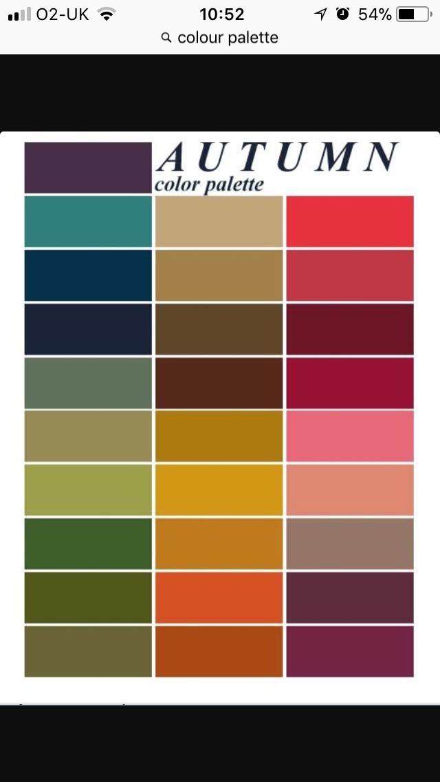 Pin de Ana Thaís Aguiar em Paleta de Cores Paleta de