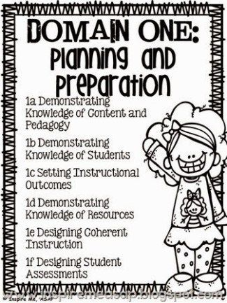 Danielson Model: Framework for Teaching (With images