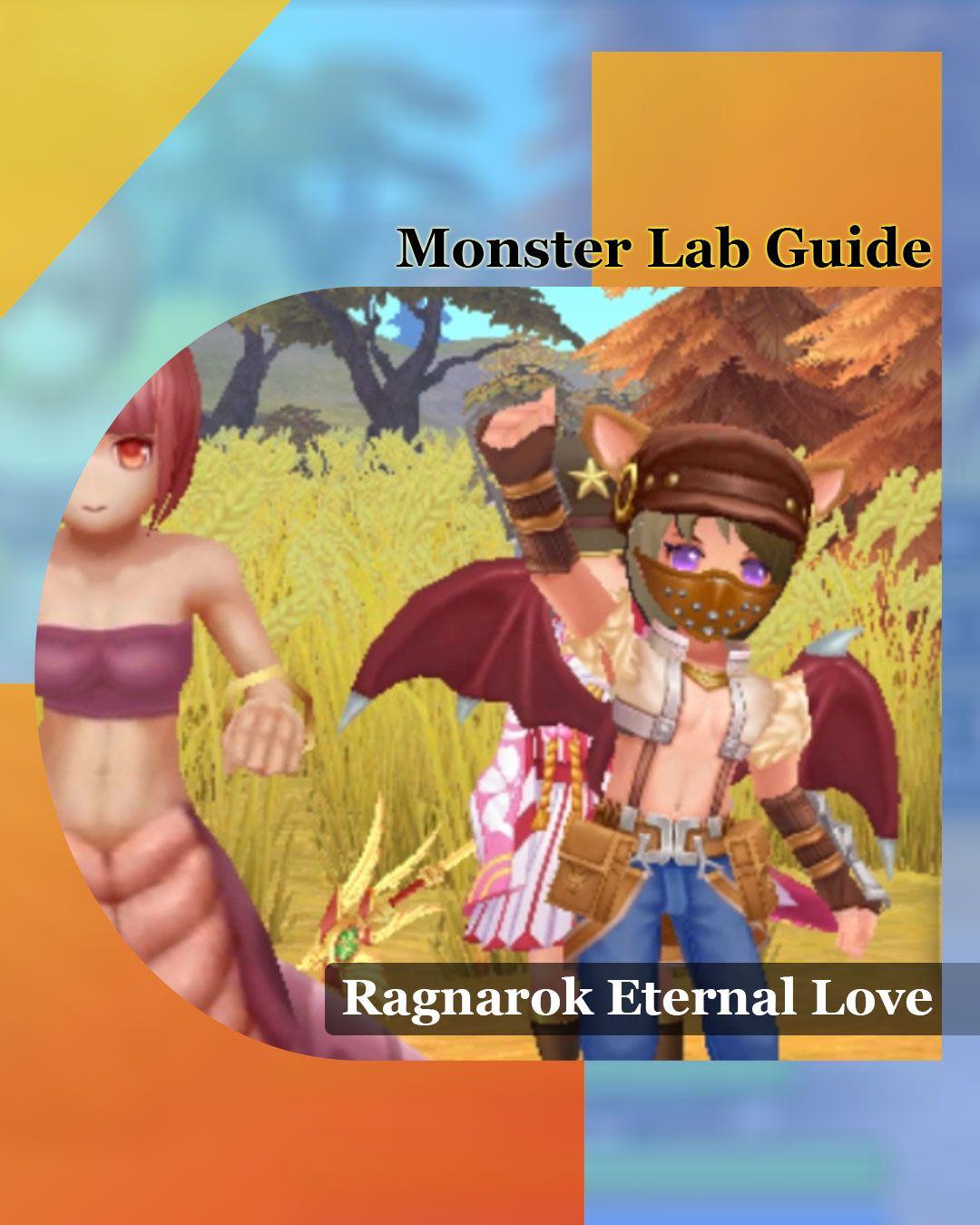 Is Monster Laboratory Worth It Ragnaroketernallove Gaming Gamerstopia Ragnarok Mobile Monster The Warlocks
