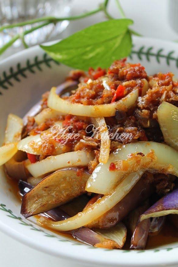 Azie kitchen terung goreng berlada sedap recipes pinterest malay food azie kitchen terung goreng berlada sedap forumfinder Choice Image