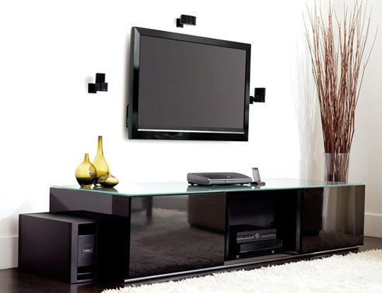 An Ideal Modern Home Theater Setup Home Theater Setup Home Theater Installation Home Entertainment Centers
