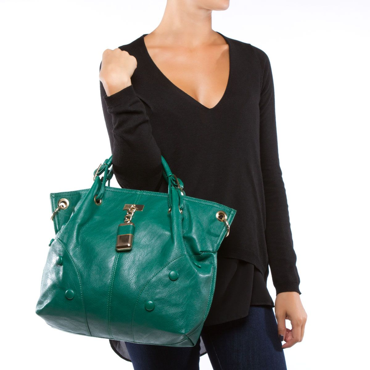 c8fd871a56f569 Isanti Tote <3 <<< love a big purse <<< yes please | Style ... my ...