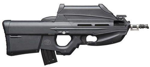 FN-2000 Assault Rifle