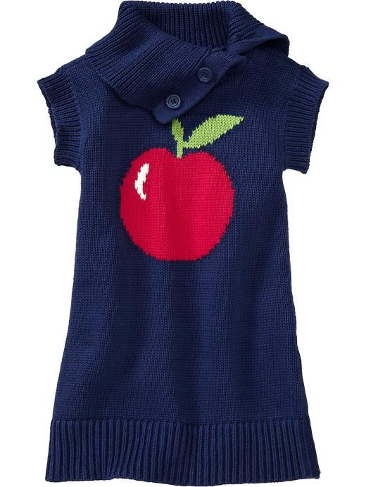 Old Navy | Turtleneck Sweater Dresses for Baby