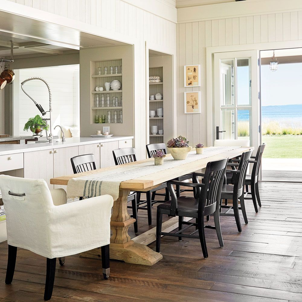 Coastal Kitchen Seattle Wa: Family-Friendly Whidbey Island Retreat