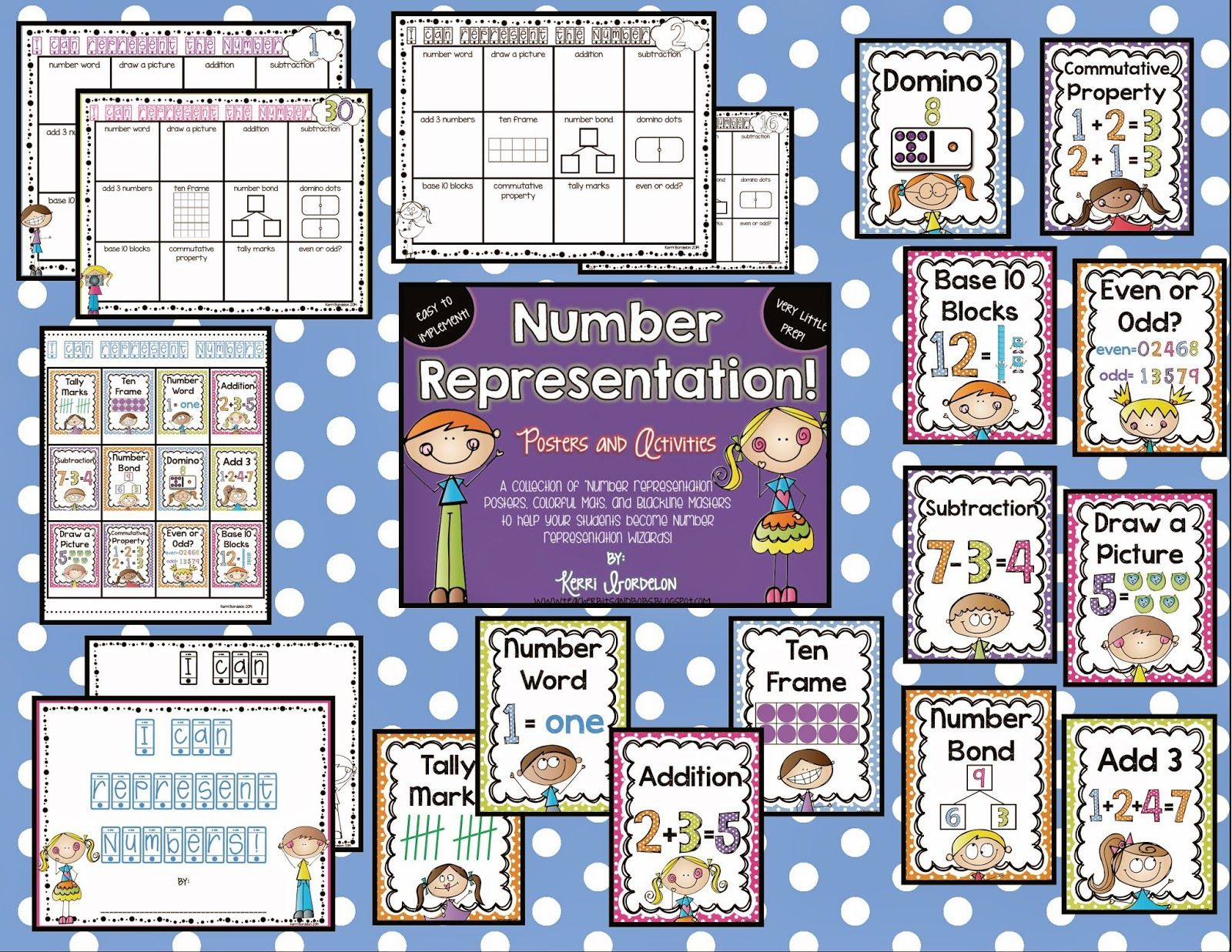 Teacher Bits And Bobs Number Representation Baby Blog