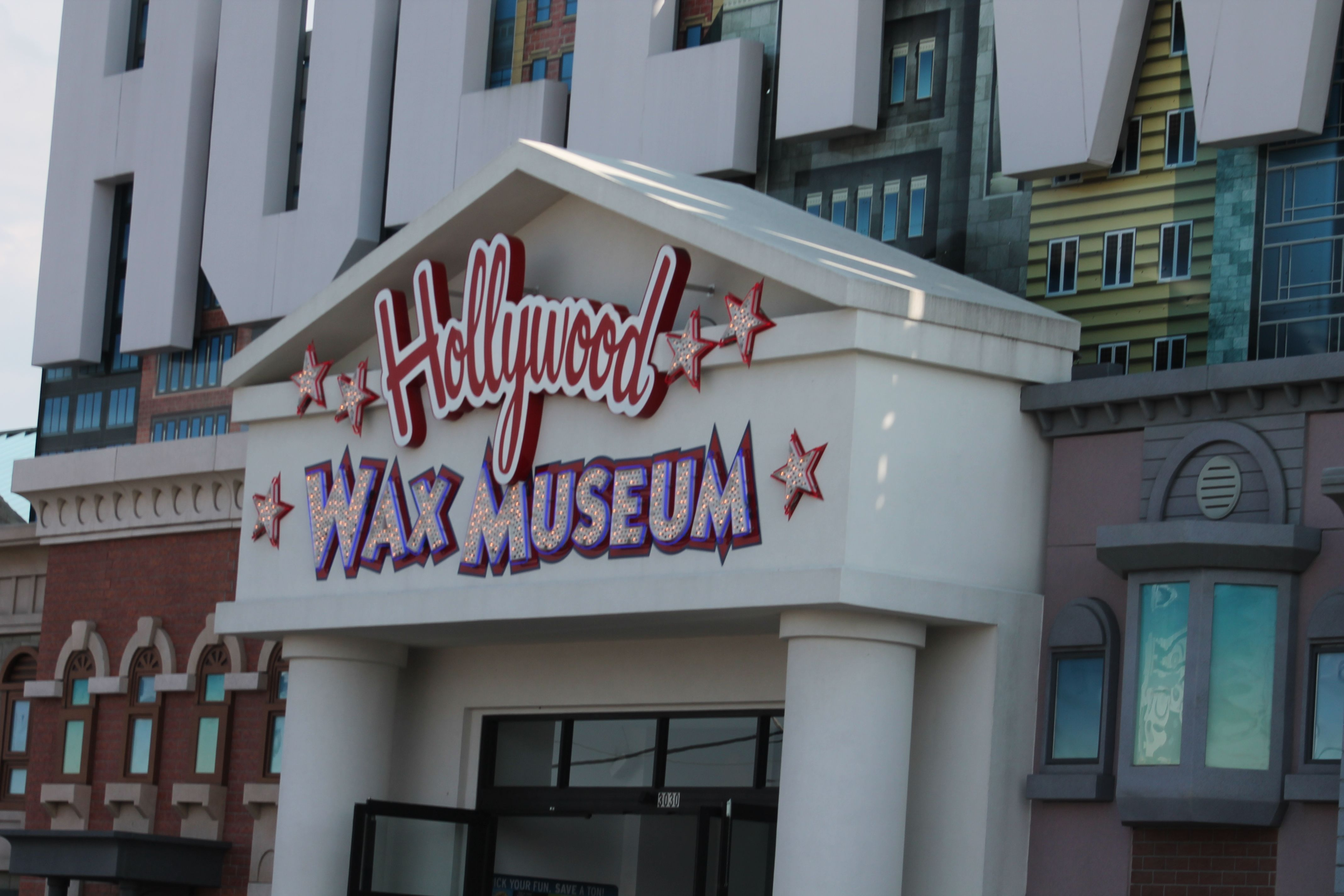 HOLLYWOOD WAX MUSEUM IN BEAUTIFUL BRANSON MISSOURI