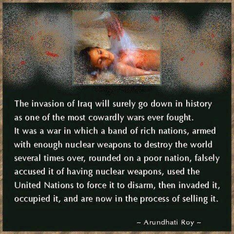 USA crimes against Humanity