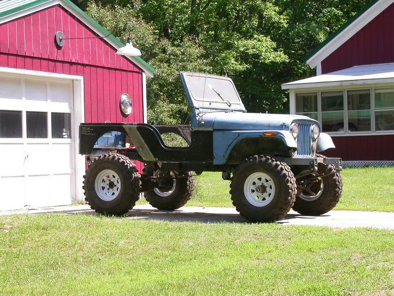 How To Build A Cj 5 1 2 Pirate4x4 Com 4x4 And Off Road Forum Offroad Jeep Cj5 Building