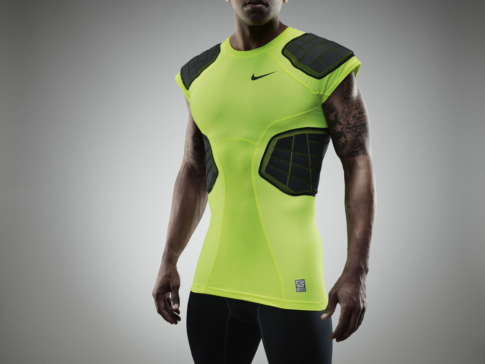 Nike News - Nike Pro Hyperstrong: Taking Impact Protection to the Next Level