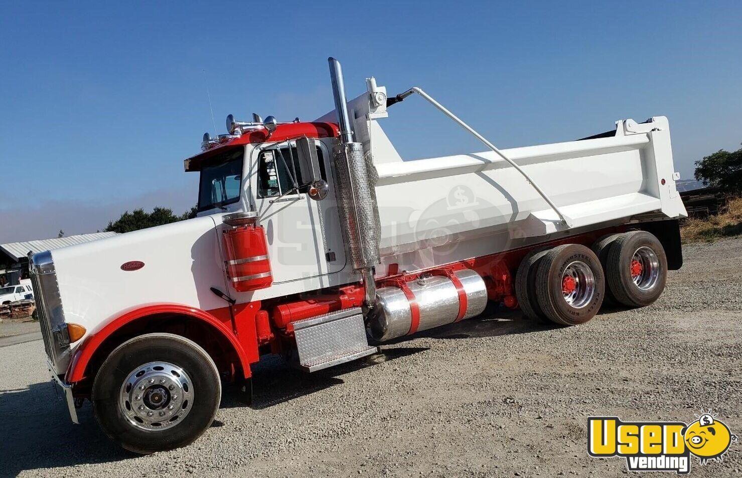 1988 Peterbilt 379 Dump Truck 16 Heil Rock Cat 3406b 13 Speed For Sale In California Usedvending Dumpt Peterbilt Dump Trucks Dump Trucks For Sale Peterbilt