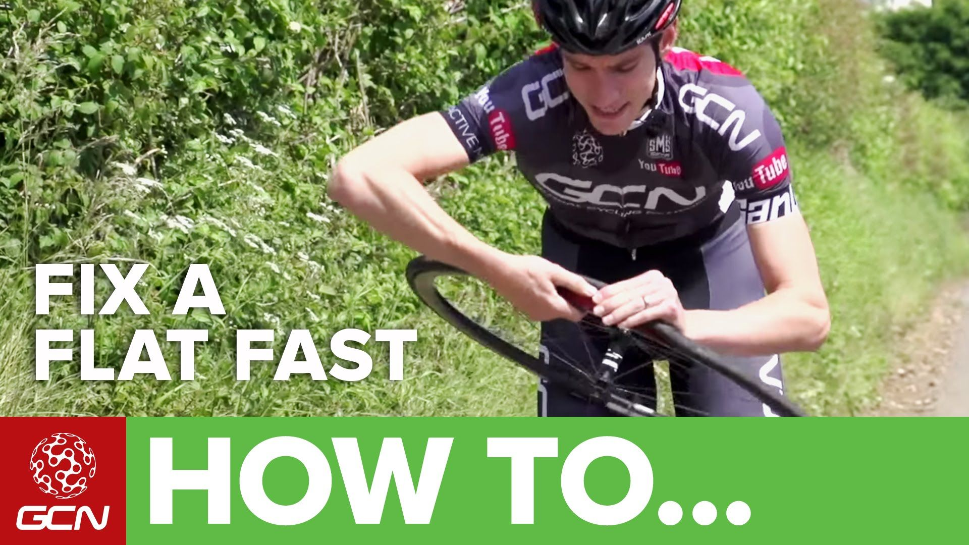 Fix A Flat Fast How To Change An Inner Tube In Record Time