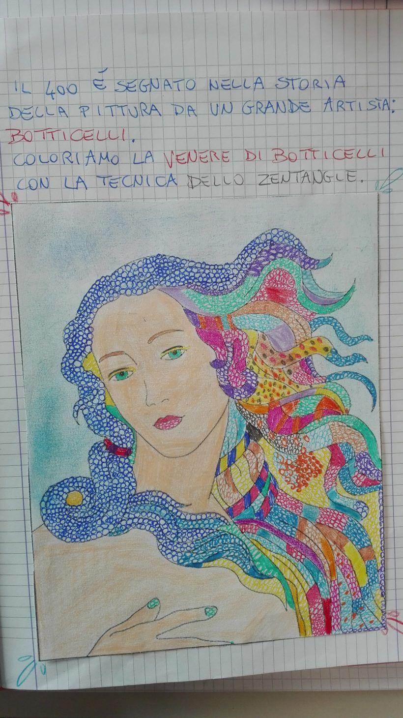 Pin Su Botticelli