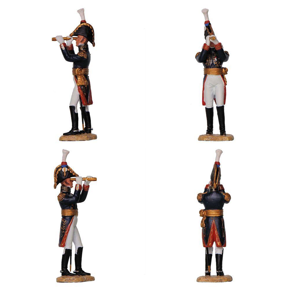 """El general Heudelet, último número de la colección """"Mariscales del Imperio"""" de Hachette."""""""