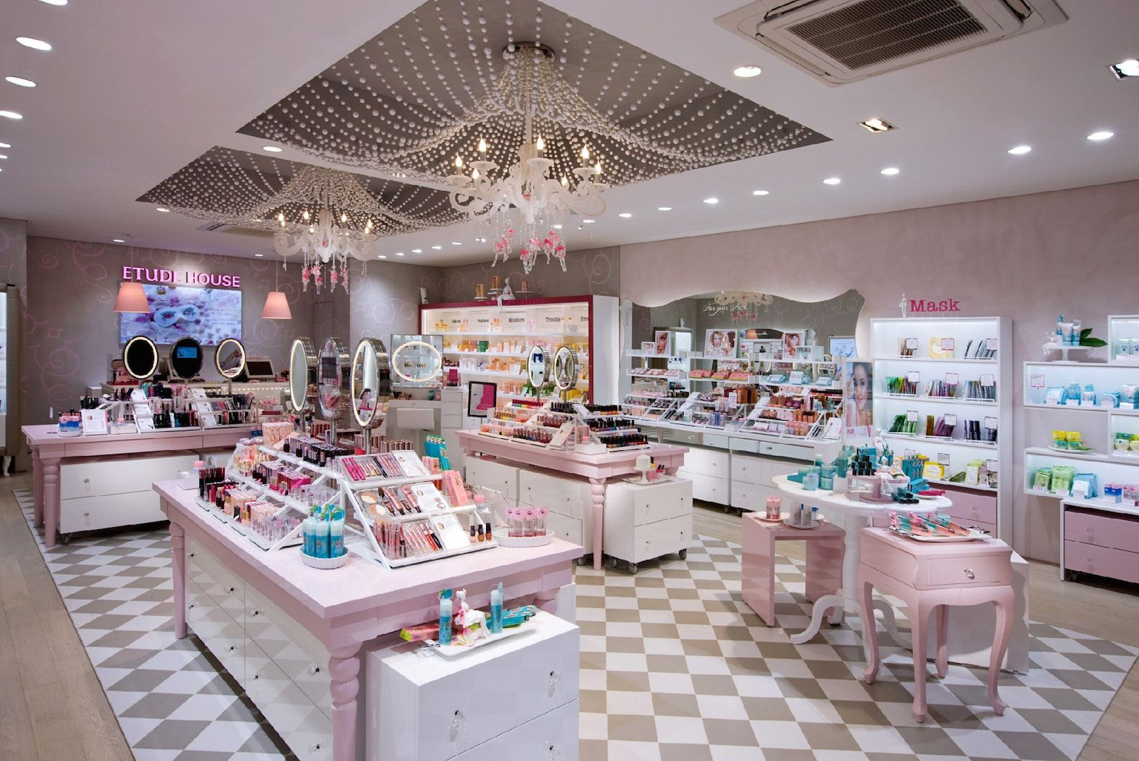 Etude Houses Interior Design By JHP