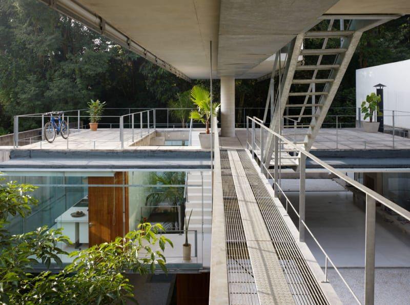 spbr arquitetos, Nelson Kon · Casa em Carapicuiba