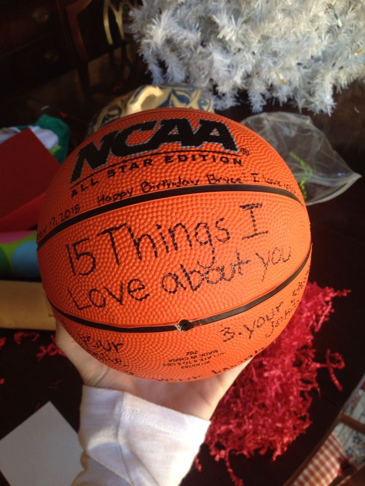 Instead Of Basketball A Soccer Ball Ideas For