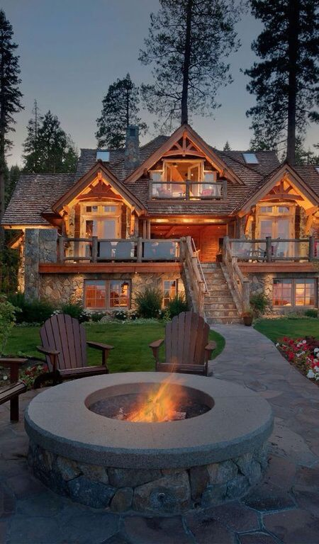 Warm and inviting