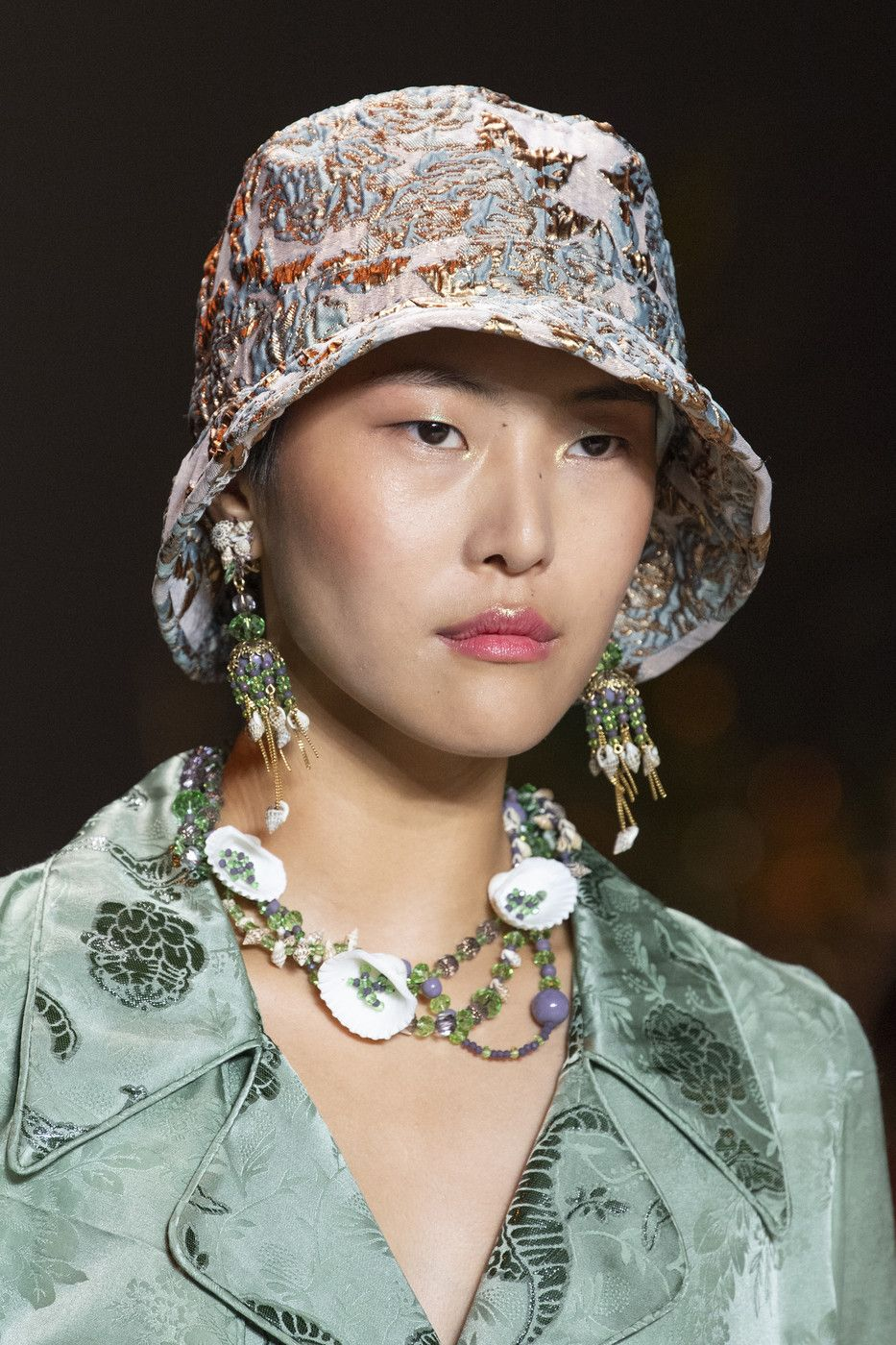 Anna Sui at New York Fashion Week Spring 2019 Spring