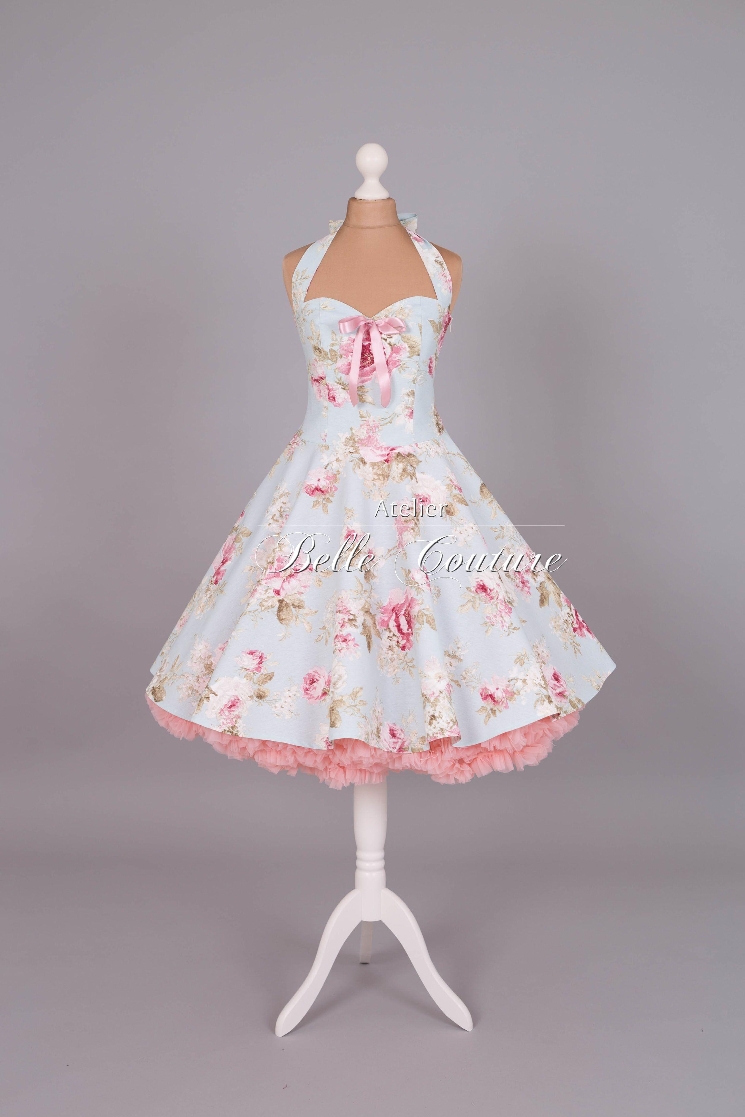 atelier belle couture | romantisches petticoatkleid